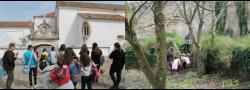 Visita histórica e cultural ao Convento do Varatojo acompanhada de almoço piquenique e jogo da Caça ao Ovo.